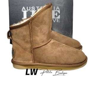 Australia Luxe Collective Cosy x Short Boots